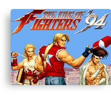 The King of Fighters '94 (Neo Geo) Canvas Print