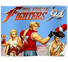 The King of Fighters '94 (Neo Geo) Poster