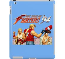 The King of Fighters '94 (Neo Geo) iPad Case/Skin