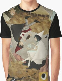 The Lost Boys and the Wandering Princess Graphic T-Shirt