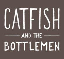 Catfish and the Bottlemen Logo One Piece - Short Sleeve