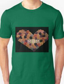 Mom's Heart of Roses T-Shirt