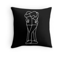 Catfish and the Bottlemen Cocoon Throw Pillow