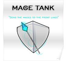 Mage Tank Poster