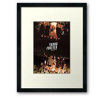BTS/Bangtan Sonyeondan - Young Forever Night Scenes Framed Print