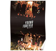 BTS/Bangtan Sonyeondan - Young Forever Night Scenes Poster