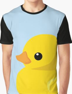 Ducks in a Row Graphic T-Shirt