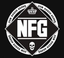 New Found Glory Logo One Piece - Short Sleeve