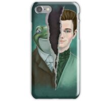 Froggy and Charlie iPhone Case/Skin