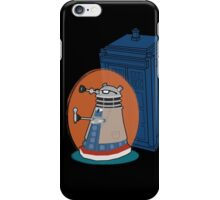 Daleks in Disguise - Tenth Doctor iPhone Case/Skin