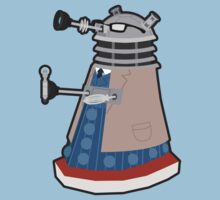 Daleks in Disguise - Tenth Doctor Kids Tee