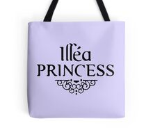 illea princess Tote Bag