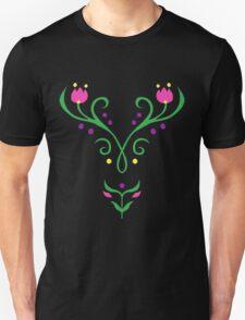 Rosemaling Unisex T-Shirt