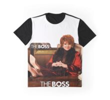 The Boss Graphic T-Shirt