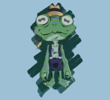 Southern Frog Kids Tee