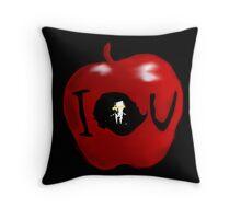 Moriarty I.O.U Throw Pillow