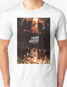BTS/Bangtan Sonyeondan - Young Forever Night Scenes Unisex T-Shirt