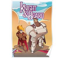 Knight and Beard Issue One Cover Poster