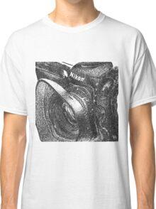 Camera ala Nikon Classic T-Shirt