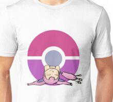 Skitty Pokemon Unisex T-Shirt