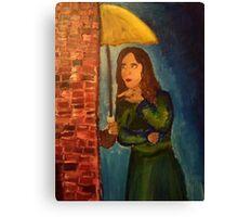 How i met your mother yellow umbrella Canvas Print
