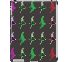 Jumping off the Pier iPad Case/Skin