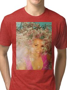 Sunny side of life.  Tri-blend T-Shirt