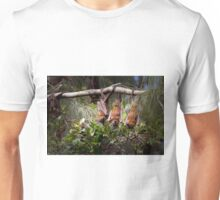 Little Red Flying Foxes 3 Unisex T-Shirt