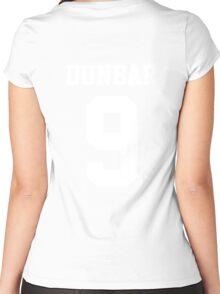 Dunbar 9 Beacon Hills Women's Fitted Scoop T-Shirt