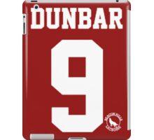 Dunbar 9 Beacon Hills iPad Case/Skin