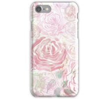 Mom's Watercolor Roses iPhone Case/Skin