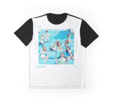 TWICE 'PAGE TWO' Graphic T-Shirt