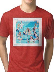 TWICE 'PAGE TWO' Tri-blend T-Shirt