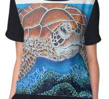 Turtle 1 Chiffon Top