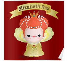 Queen Elizabeth Tudor Poster