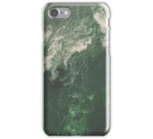 Green Ocean iPhone Case/Skin