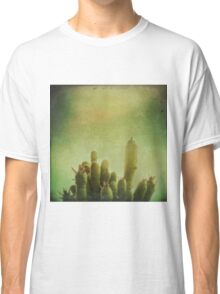 Cactus in my mind Classic T-Shirt