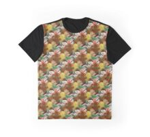 Festive Christmas Cookies Pattern Graphic T-Shirt