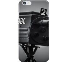 Retro bbc camera  iPhone Case/Skin