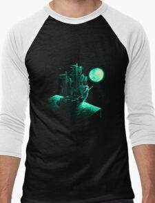 Detour Men's Baseball ¾ T-Shirt