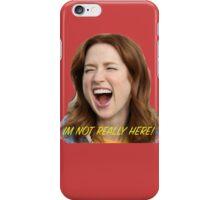 kimmy schmidt iPhone Case/Skin