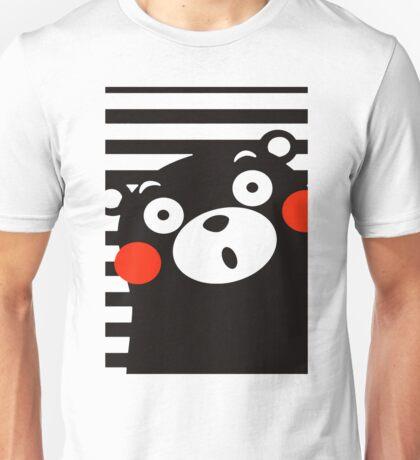 Japan Anime Kumamon Bear Animal Unisex T-Shirt