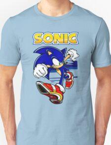 Run Sonic Run Unisex T-Shirt