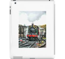 Engine 263 steaming iPad Case/Skin