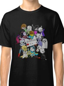 undertale XX Classic T-Shirt