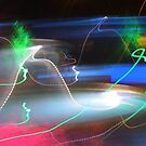 Light Show by Catherine Hamilton-Veal  ©