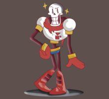 DANCE ROBOT - UNDERTALE One Piece - Short Sleeve