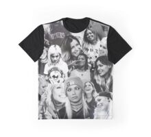 Jenna McDougall Collage Graphic T-Shirt