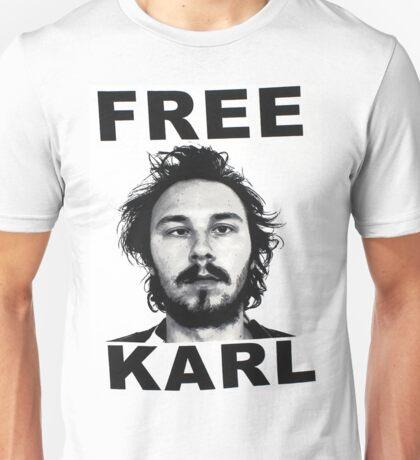 Free Karl - Workaholics Unisex T-Shirt