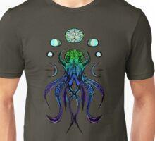 Octogram Blue Green Unisex T-Shirt